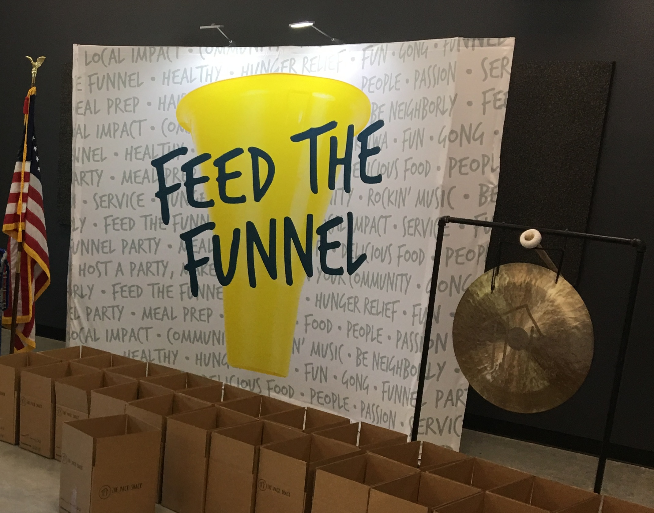 Feed The Funnel