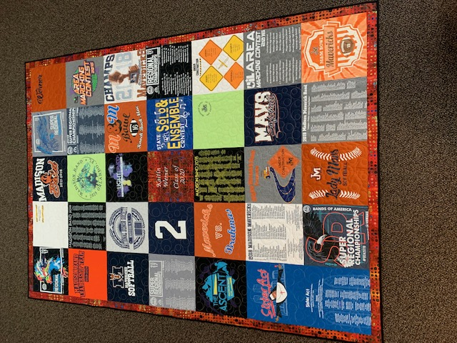 08-Blanket given to High School Graduate-3