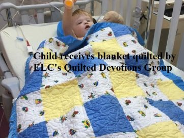 Featured Event 5-Child Blanket