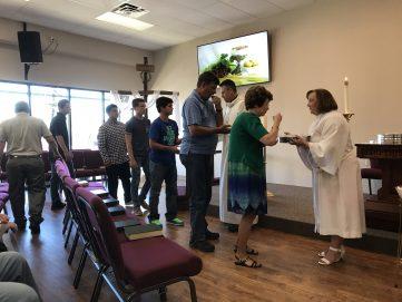 Featured 10-Communion